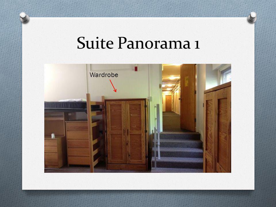 Suite Panorama 1 Wardrobe