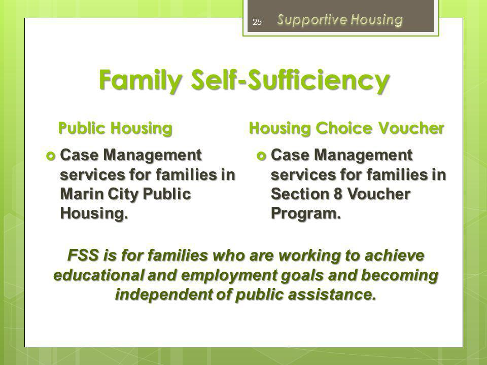 Housing Opportunities for People with Aids (HOPWA) Provides long term rental assistance and service coordination for individuals and families who are