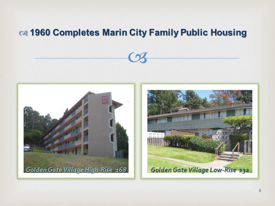 1942 Established to administer wartime housing.1942 Established to administer wartime housing.