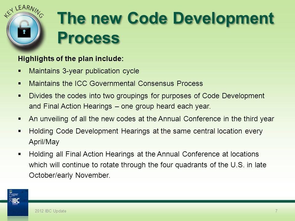 2012 IBC COMAR Modifications 12.Chapter 34.