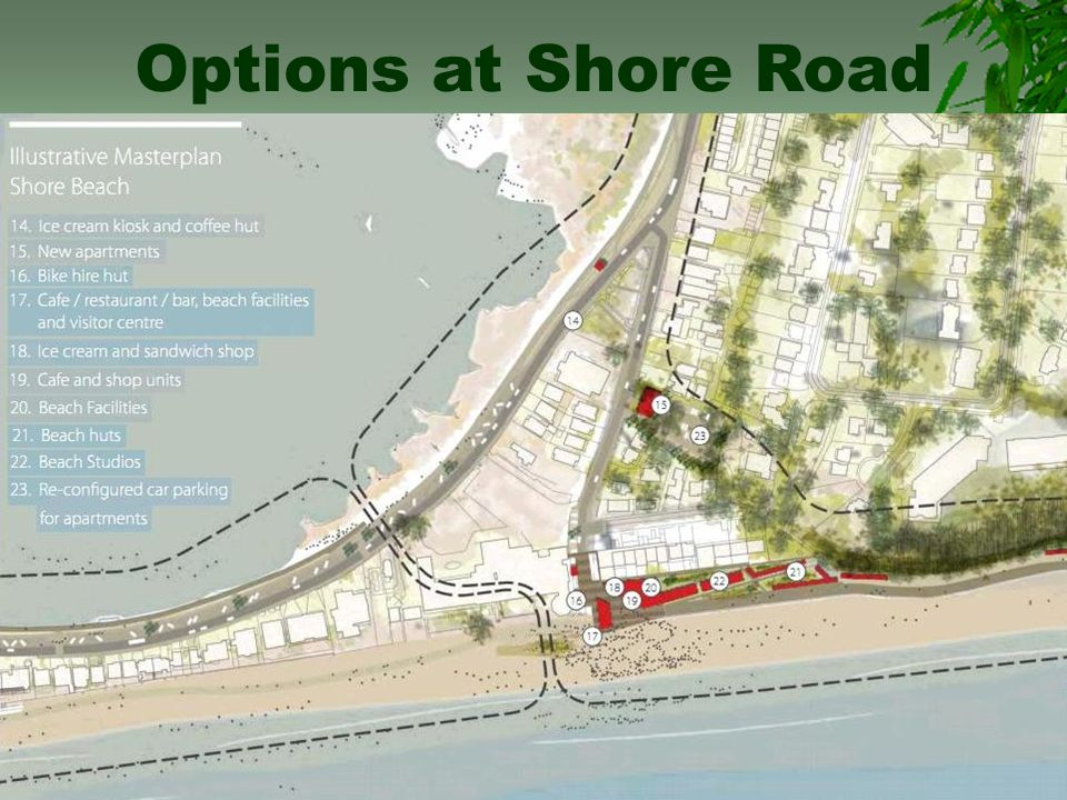 Options at Shore Road
