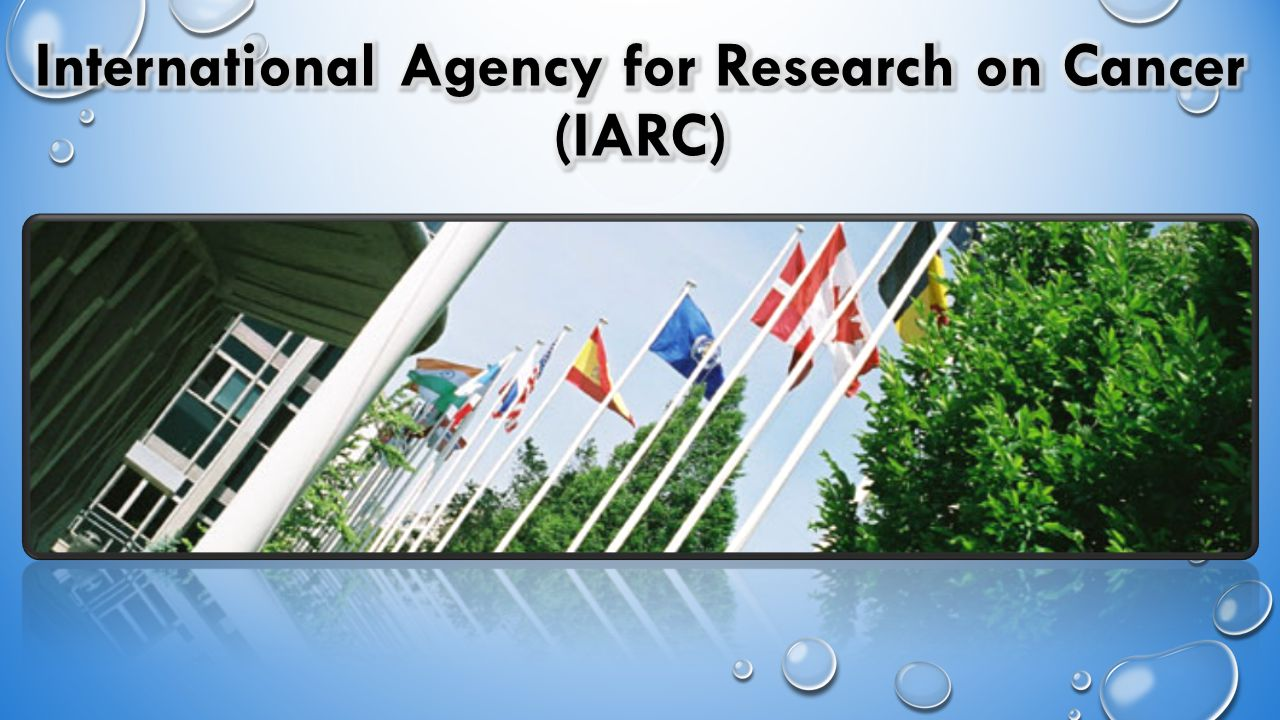 The International Agency for Research on Cancer was established in May, 1965 Monograph program is functioning since 1971 More than 900 agents have been evaluated, of which more than 400 have been identified as carcinogenic, probably carcinogenic, or possibly carcinogenic to humans Objective: identifying environmental factors that can increase the risk of human cancer