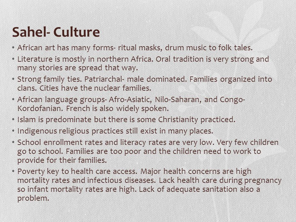 Southern Africa- History and Government Cultures dating back 1 million years.