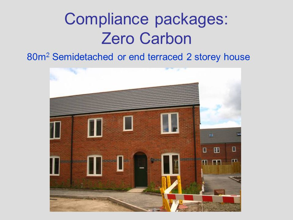 Potential CO 2 savings From New Housing built in One Year (~190,000 units) 18,000 tCO 2 /a From Existing Stock (built between 1965 and 2006) 694,000 tCO 2 /a Assumes Party Wall U Value = 0.5 Assumes 10% semi, 20% terrace in stock and new build Calculations for semis and terraces only – no estimate for apartments Fabric heat loss is between 40% and 50% greater than currently estimated.