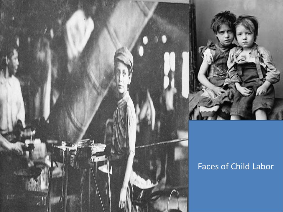 Faces of Child Labor