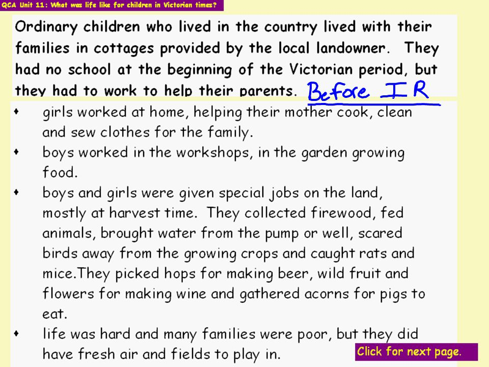 Supporters of Child Labor----It Is Not So Bad---Work of the Piecers E.