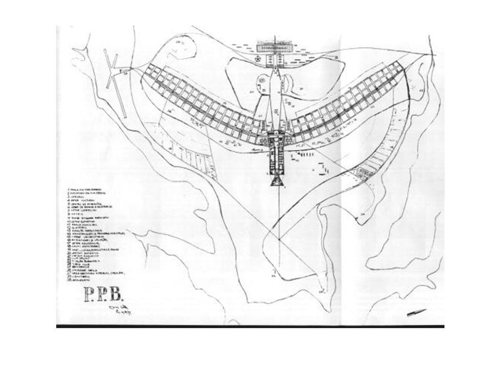 Brasilia (aerial photographs)