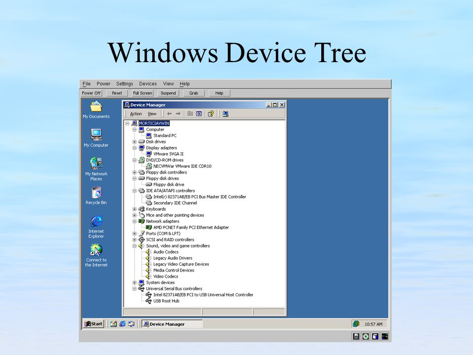 Windows Device Tree