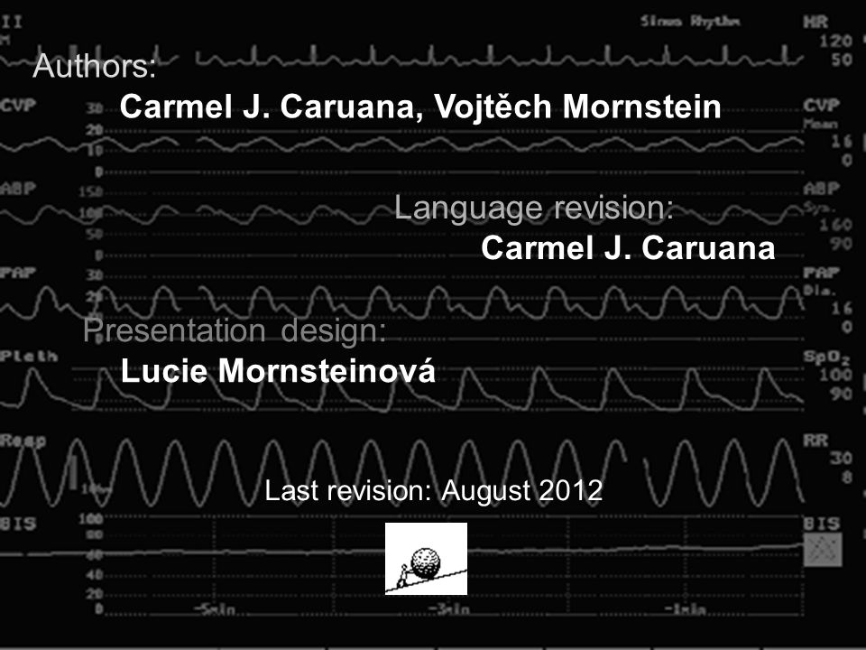 Presentation design: Lucie Mornsteinová Last revision: August 2012 Authors: Carmel J. Caruana, Vojtěch Mornstein Language revision: Carmel J. Caruana