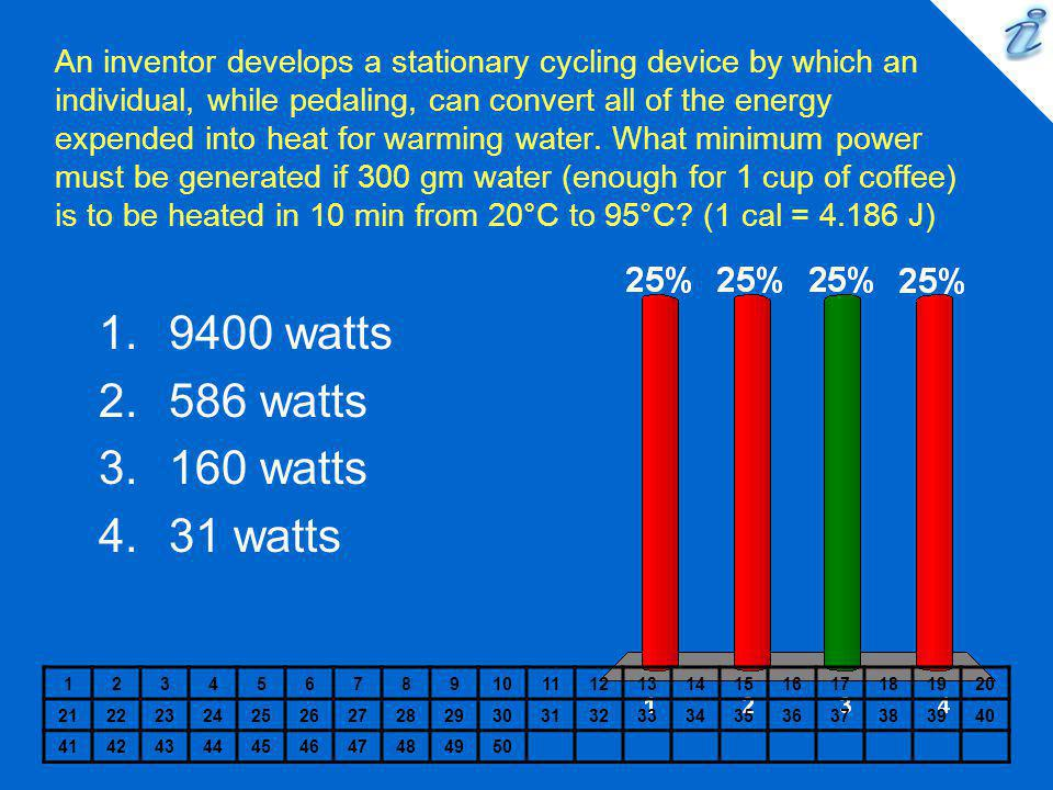 How many kilo-watt hours of energy would be required to raise the temperature of a 30,000 gallon swimming pool by 5°C.
