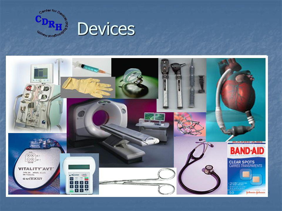 HHS/FDA/CDRH Devices