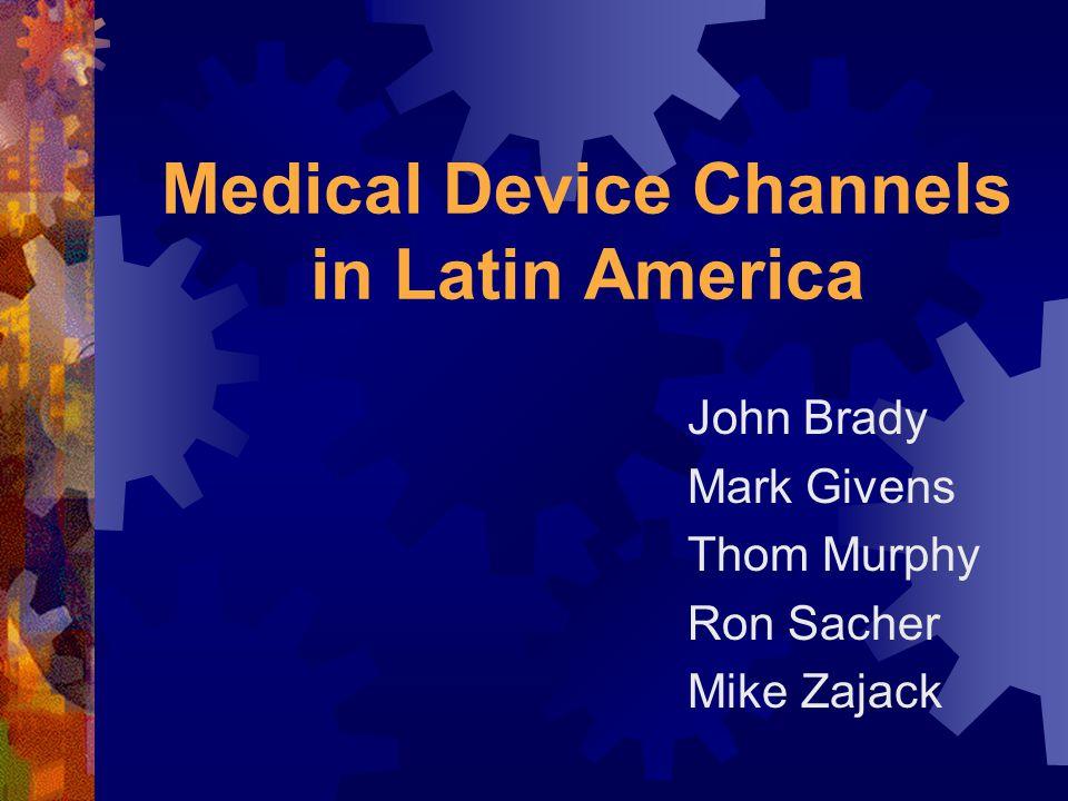 Appendix 5 - Peru I.Peru Medical Market a. Intro i.