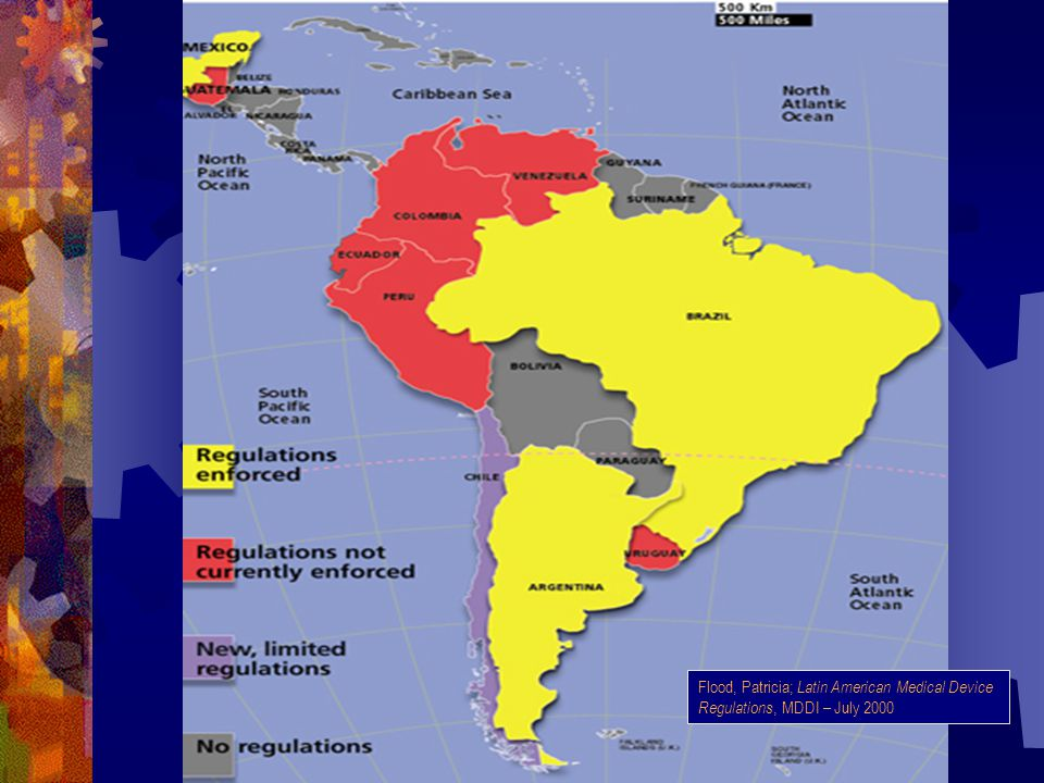 Flood, Patricia; Latin American Medical Device Regulations, MDDI – July 2000