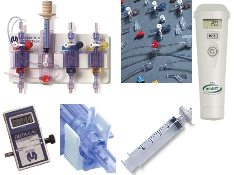 Picture of medical devices