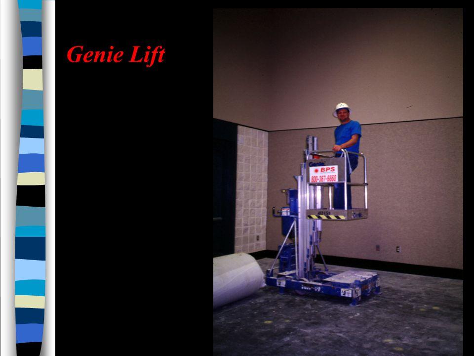 Genie Lift