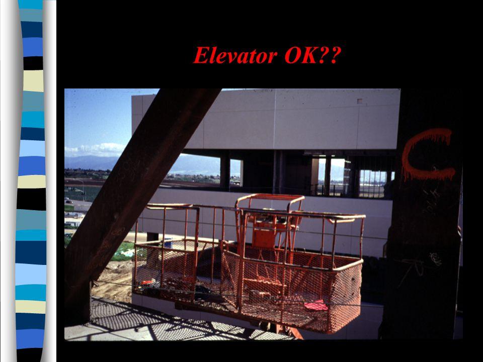 Elevator OK