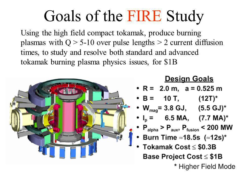 FIRE is Examining Ways to Feedback Control RWM/Kink Modes