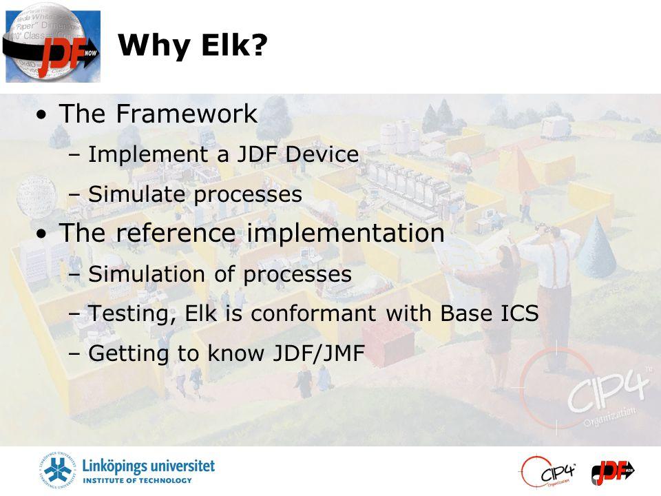 Why Elk.
