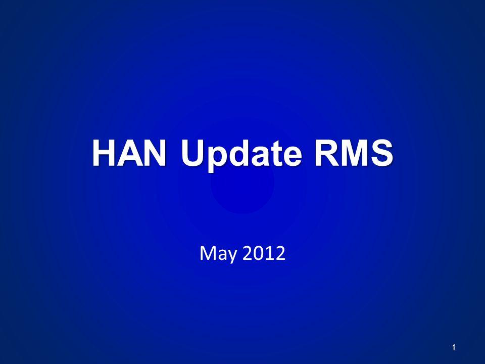 HAN Update RMS May 2012 1