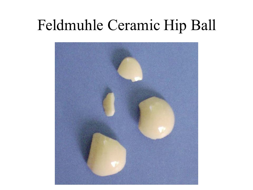 Feldmuhle Ceramic Hip Ball