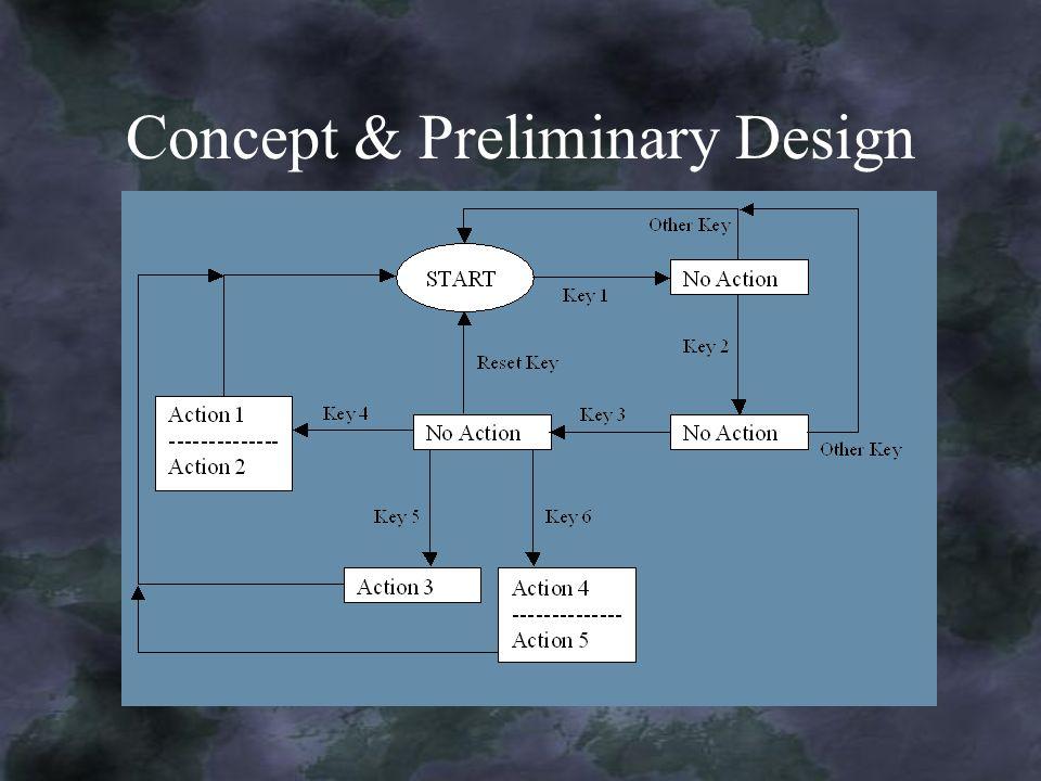 Concept & Preliminary Design