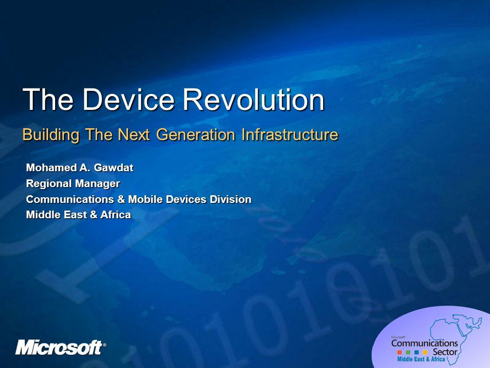Craig Barrett CEO, Intel – Nov.