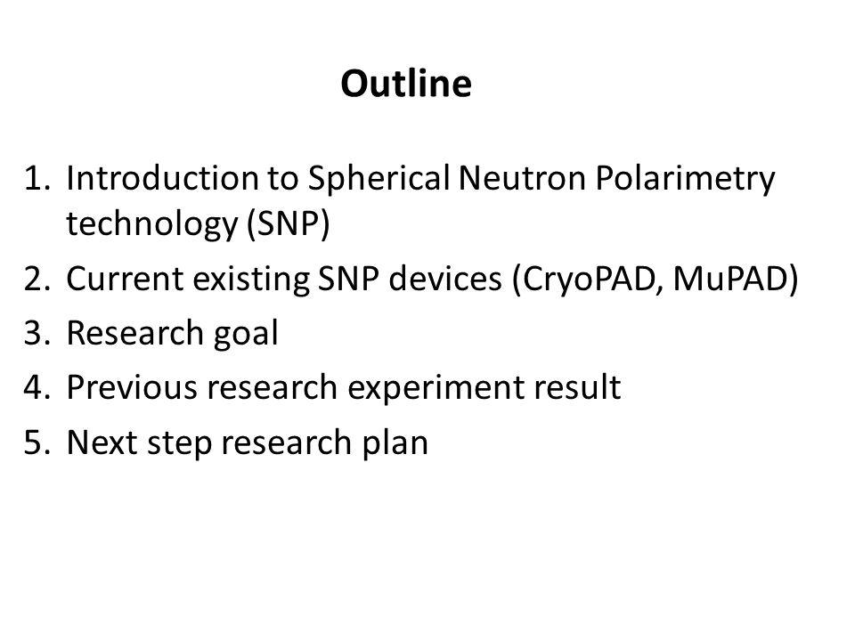 Nutator component and Assemble Procedure