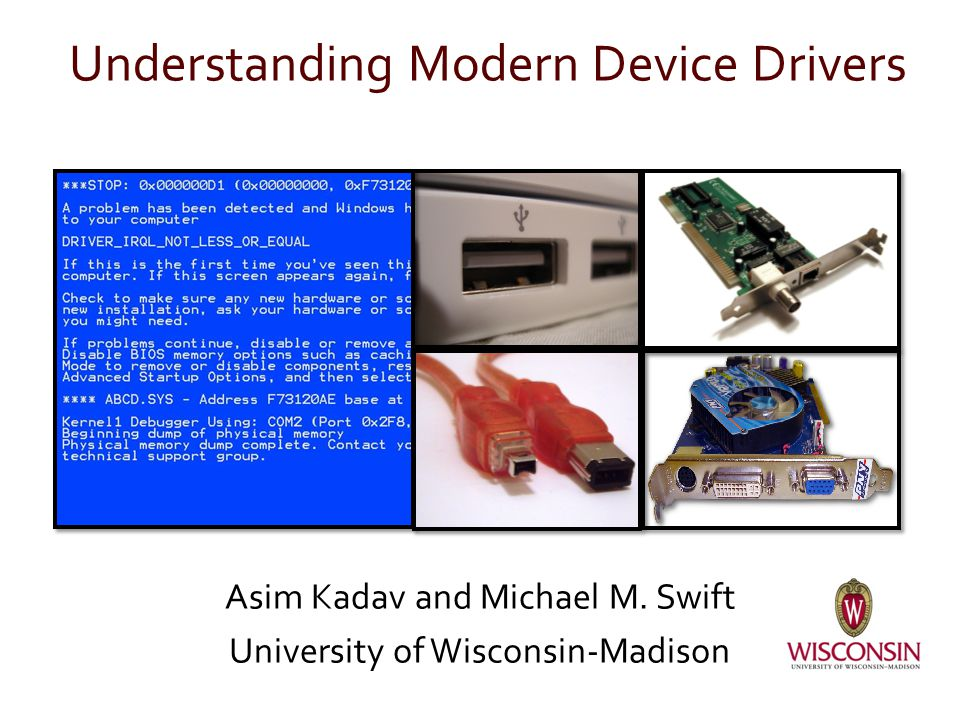 How many devices does a driver support.