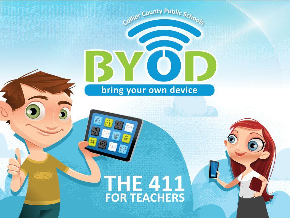 FOR TEACHERS THE 411