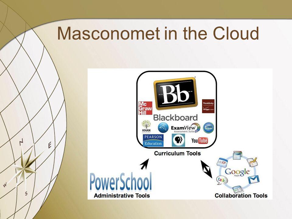 Masconomet in the Cloud