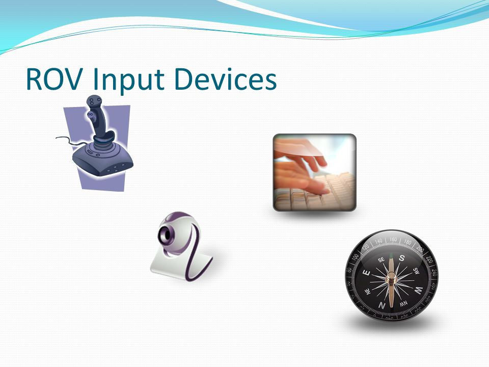 ROV Input Devices