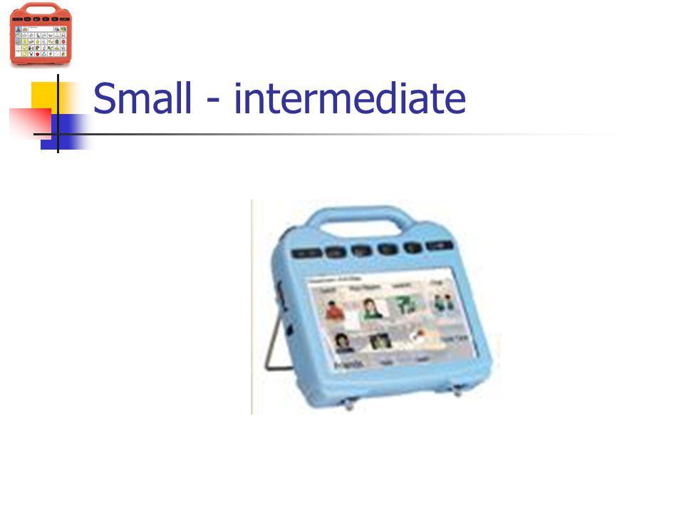 Small - intermediate