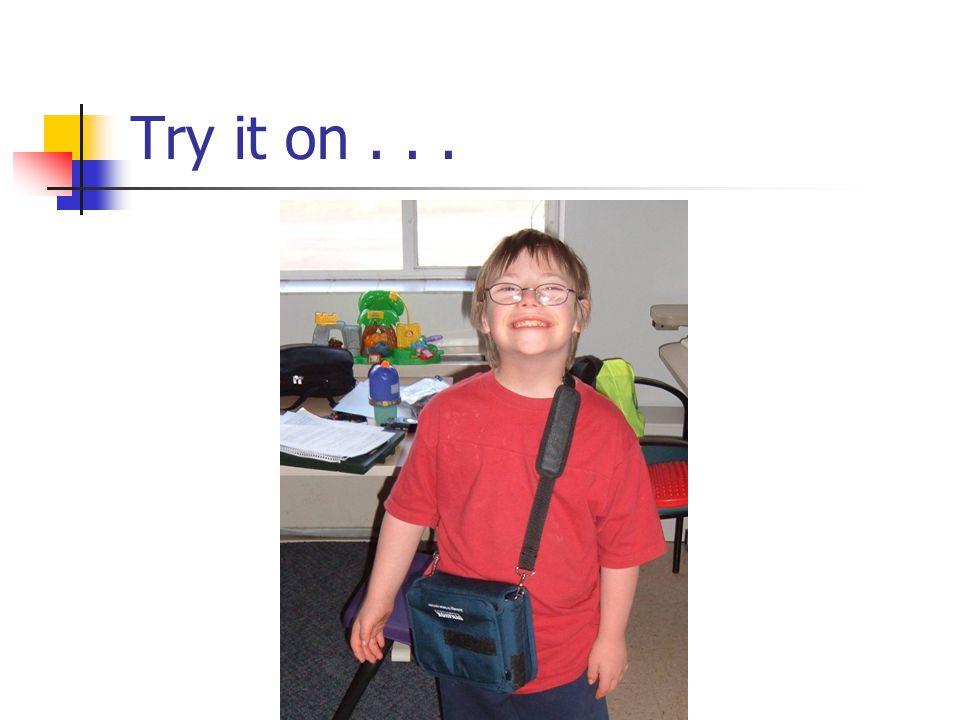 Try it on...