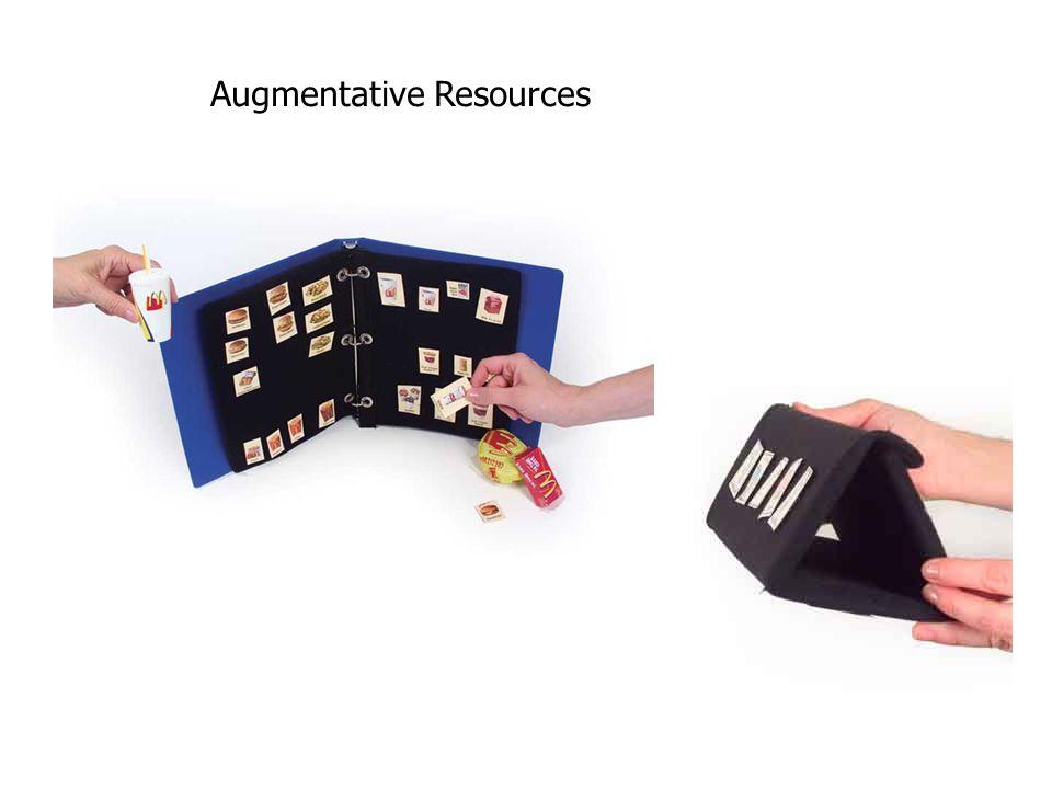 Augmentative Resources