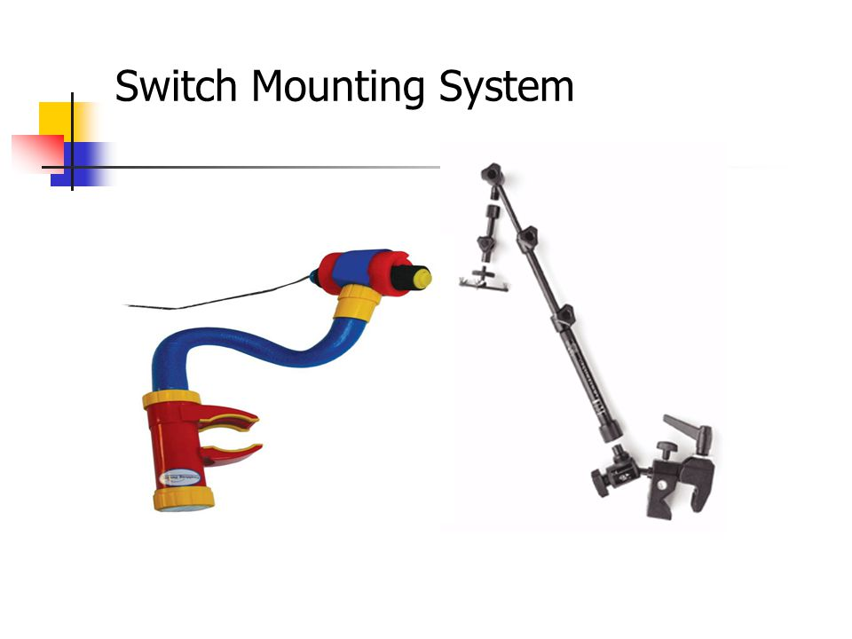 Switch Mounting System