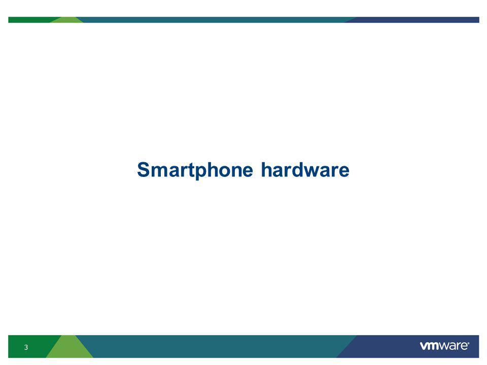 3 Smartphone hardware