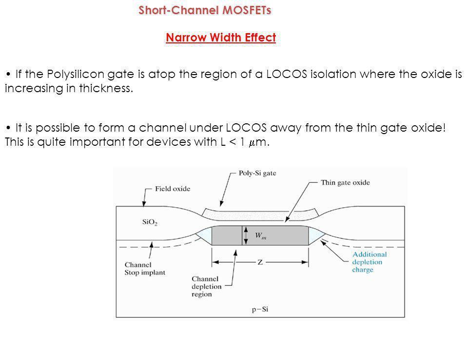 W/L=12 um/0.12um CMOS: 0.13 um process VDS=50 mV Simulator: 433 mV Alternative method: 376 mV