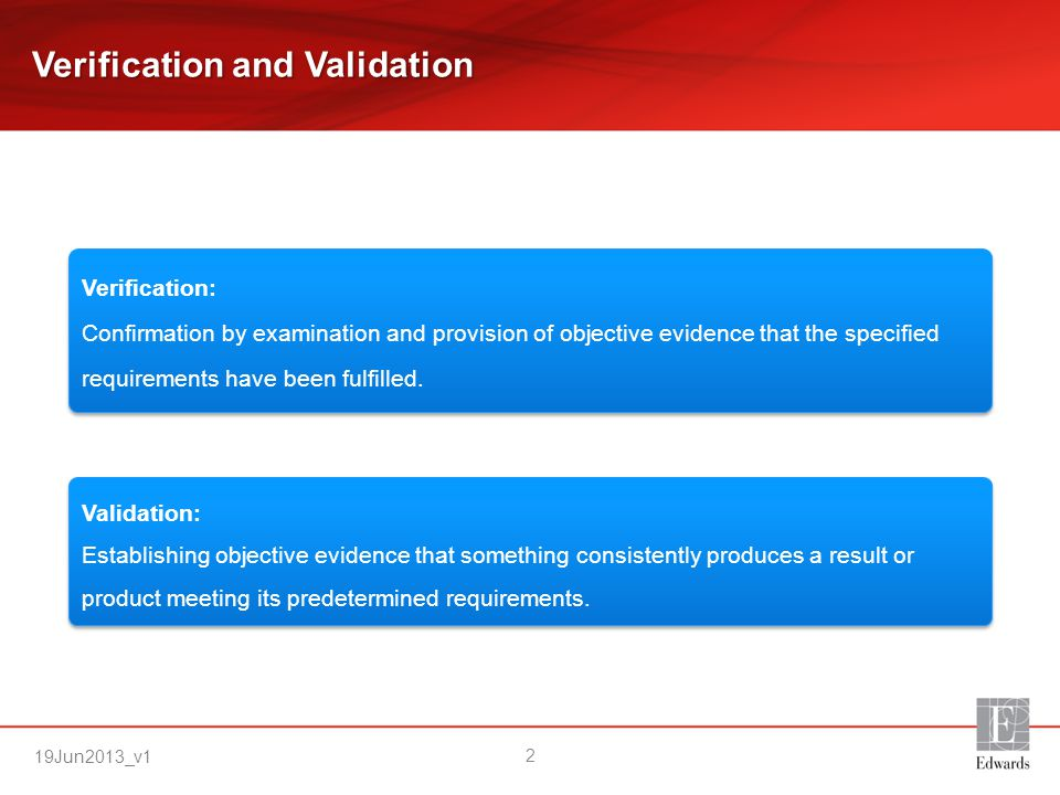 19Jun2013_v1 Process Validation in Pharmaceuticals The CGMP regulations for validating pharmaceutical (drug) manufacturing require that drug products be produced with a high degree of assurance of meeting all the attributes they are intended to possess (21 CFR 211.100(a) and 211.110(a)).