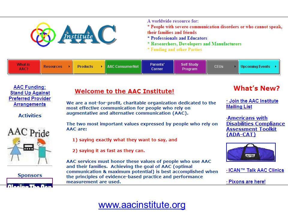 www.aacinstitute.org