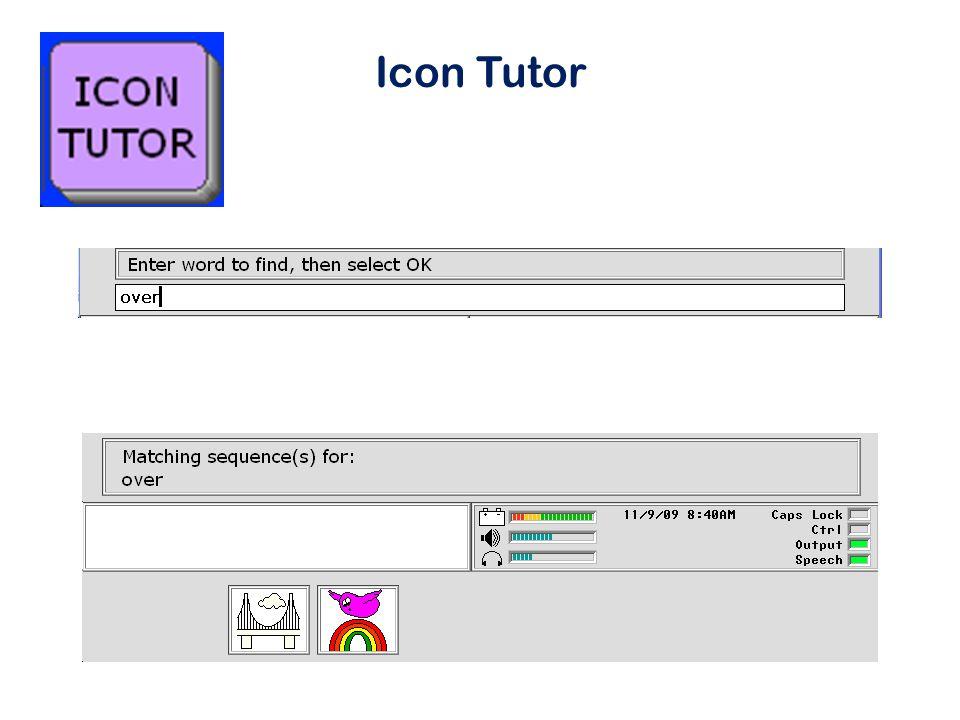 Icon Tutor