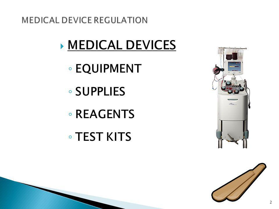 MEDICAL DEVICES EQUIPMENT SUPPLIES REAGENTS TEST KITS 2