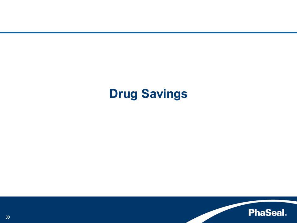 30 Drug Savings
