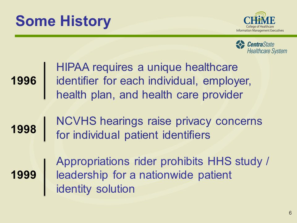 17 Private HIE introduces physician office data Error rates not yet known - Physician offices have fewer resources - Errors can rapidly disseminate - Error correction may exceed office capacity to handle Regional HIE further compounds potential issues The Challenge Going Beyond the Hospital
