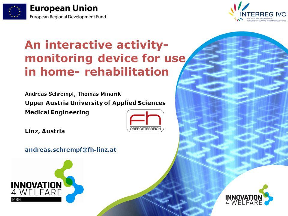 Upper Austria University of Applied Sciences 4th International Conference MRH | Pilsen June 30th 2011 Page 2