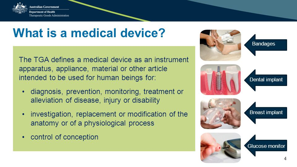 Many patients require medical devices 5 Tens of thousands of hip and knee procedures are performed every year.