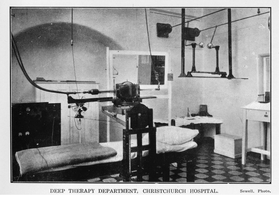 Christchurch hospital therapy picture