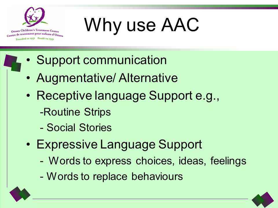 What is the Clinic for Augmentative Communication (CAC).