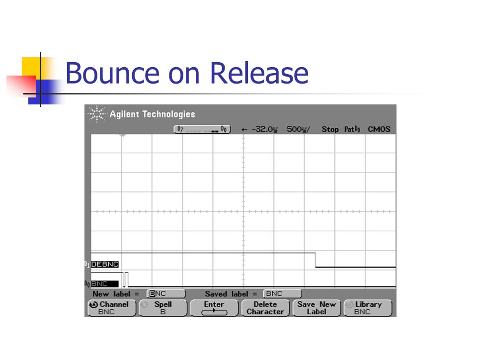 Bounce on Release