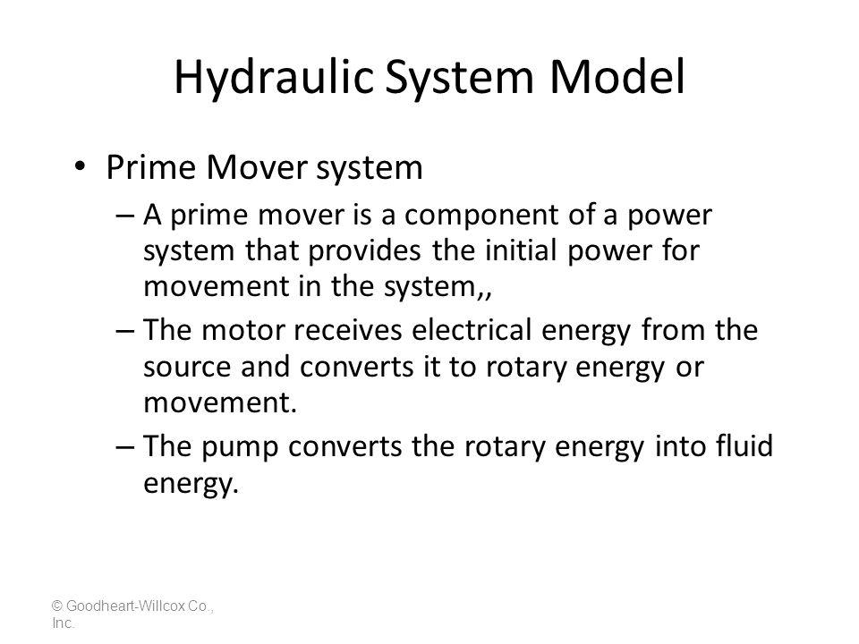 Principles of Fluid Power © Goodheart-Willcox Co., Inc.