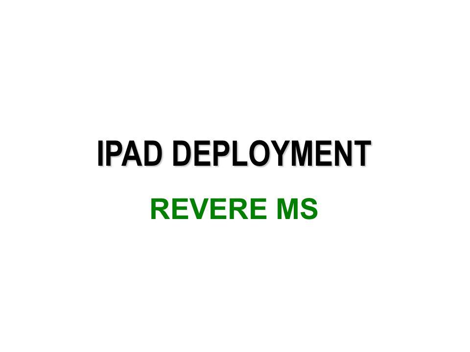 iPad MyMail Set-up